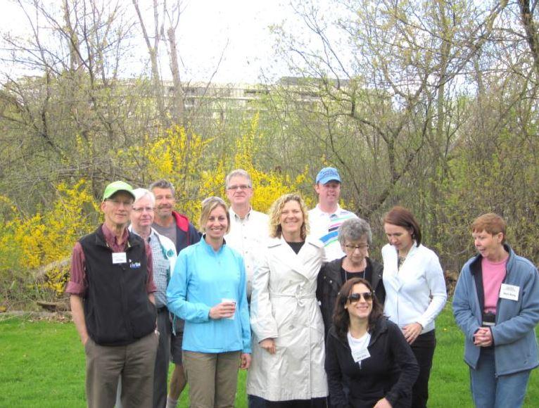2011 Jane's Walk Participants