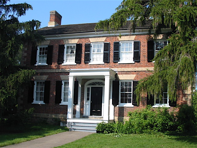 David Gibson House