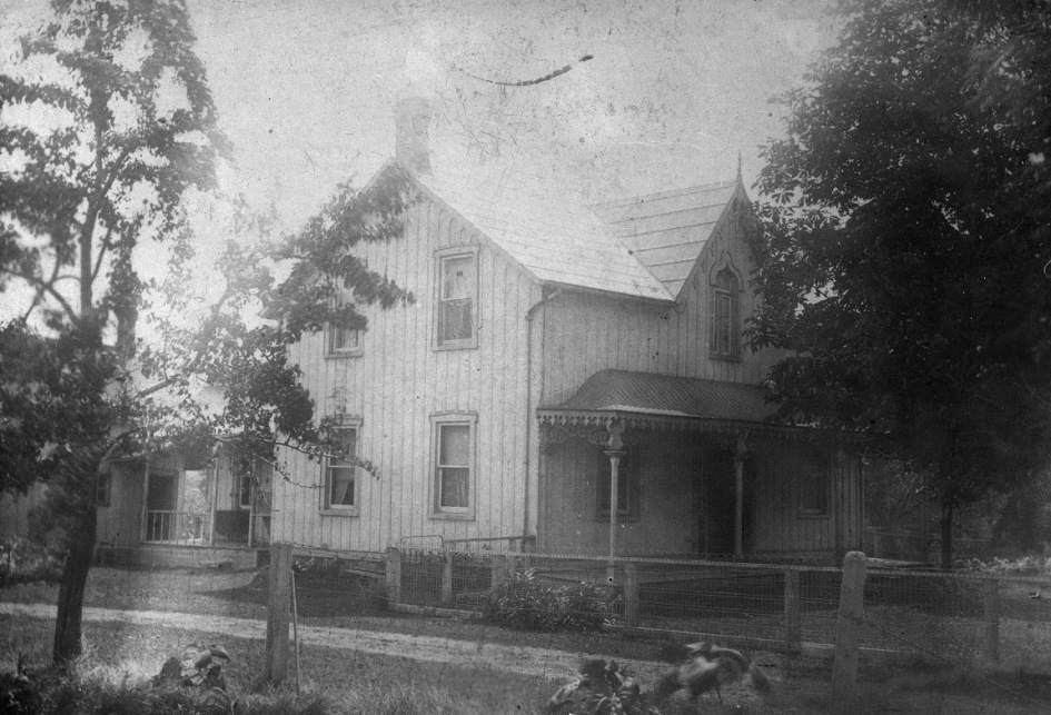Milne House, Edwards Gardens