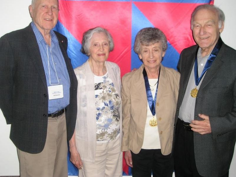 NYHS Volunteers 35 Years