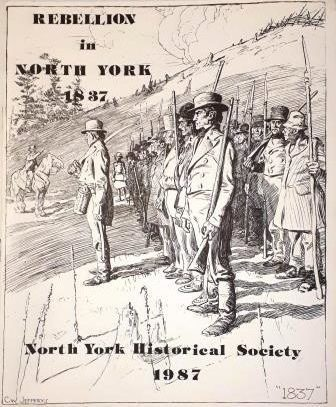 Rebellion in North York 1837