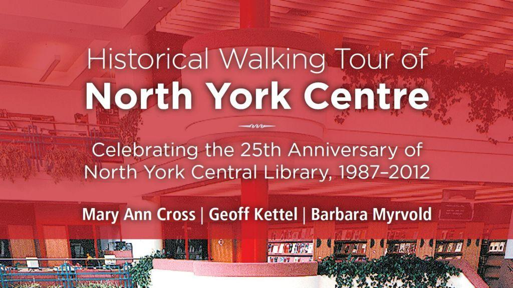 North York Centre Walking Tour