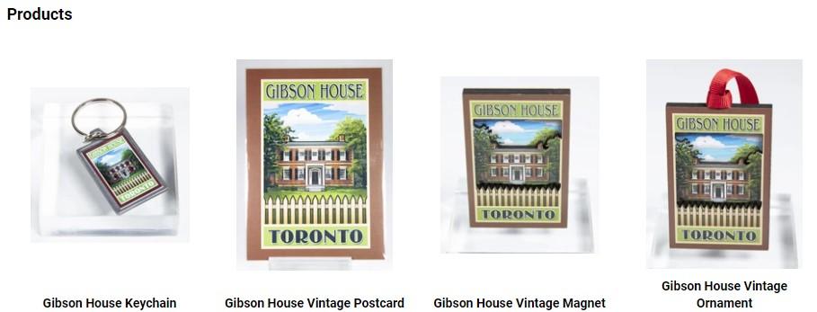Toronto History Museums Shop
