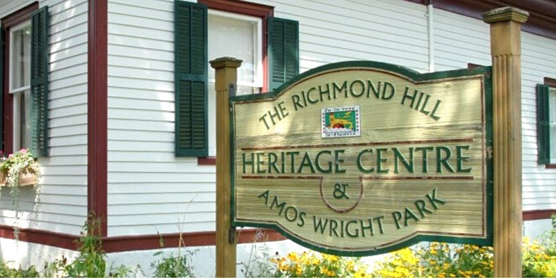 """Richmond Hill Public Library Presents """"Our Story to Tell: A Museum Collection"""" @ online by Zoom"""