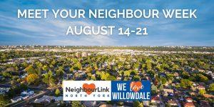 NeighbourLink North York Meet Your Neighbour Week