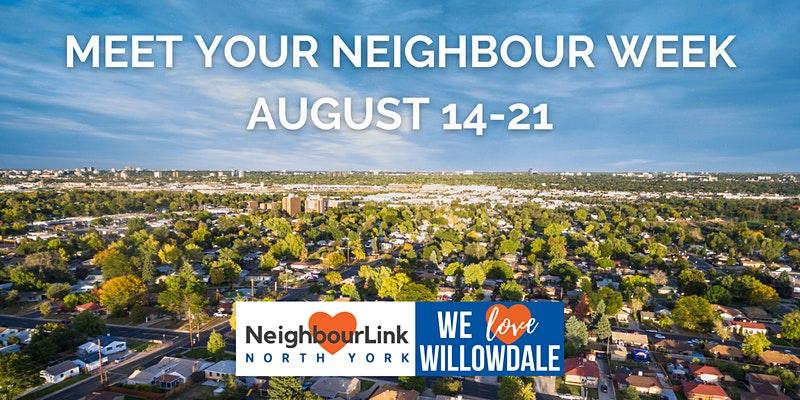 Meet Your Neighbour Week